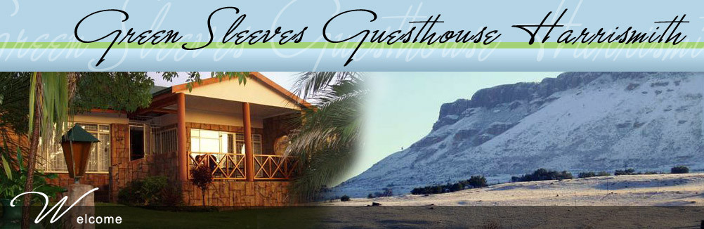 Greensleeves Guesthouse Harrismith